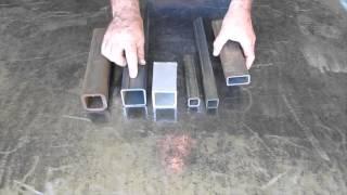 Welding Fabrication Basics – Portion 1