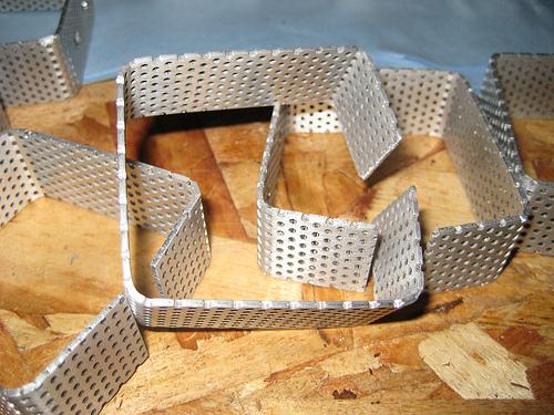 Aluminum Parts to Anodize