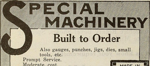 "Image from page 99 of ""Canadian machinery and metalworking (January-June 1919)"" (1919)"