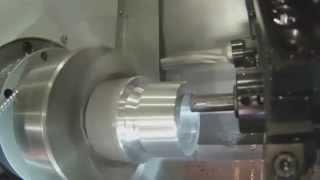 German Money China Machine - CNC China Lathe China Machine Working Video
