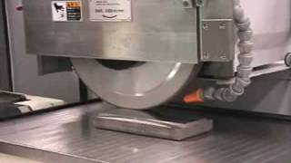CNC Surface Grinder – Amada Wasino Techster D3 CNC Surface Grinder with crown grinding
