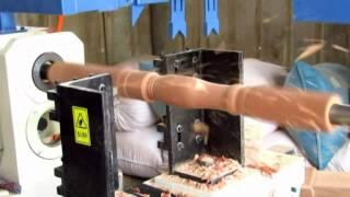 Higher Speed Wood CNC Lathe, High precision CNC Turning Machine, Wood Lathe, CNC Machine, three Axis Wood