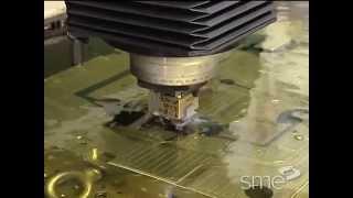 Electro discharge machine (EDM)