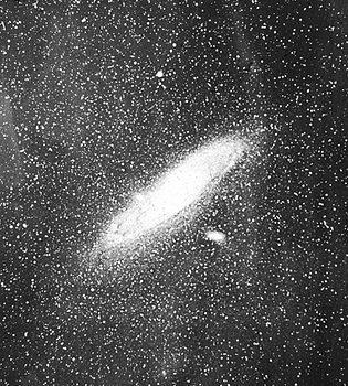 The Andromeda Nebula