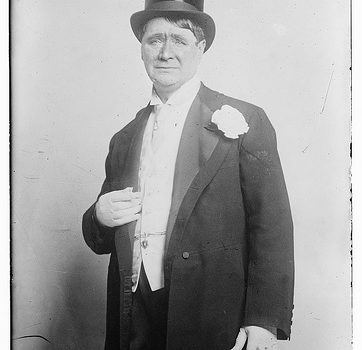"Edm. Gurney — ""Alfred Doolittle"" in ""Pygmallion"" (LOC)"
