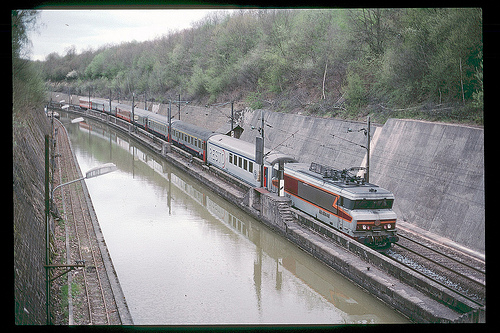1997-0093 – SNCF – BB15049 @Tunnel d'Arzviller