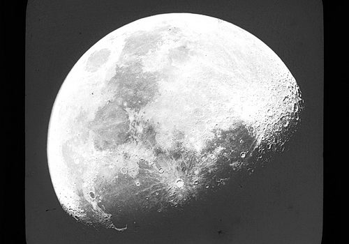 The Moon. August 25th 1890